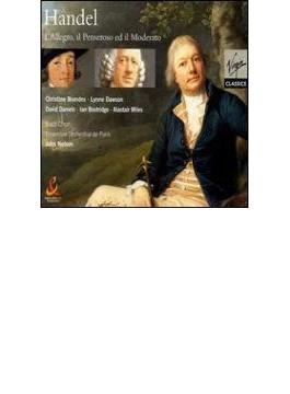 L'allegro Il Penserosa Ed Il Moderato: Nelson / Ens.orchestre De Paris
