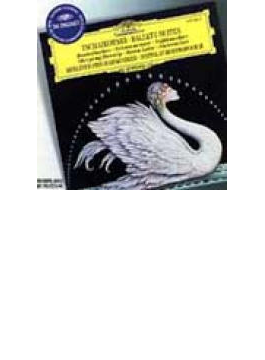『白鳥の湖』抜粋、『くるみ割り人形』抜粋、『眠りの森の美女』抜粋 ロストロポーヴィチ&ベルリン・フィル