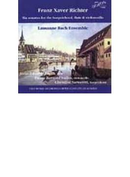 6 Sonatas: Lausanne Bach Ensemble