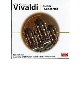 Guitar Concertos: Los Romeros I.brown / Asmf Alessandro / San Antonio So
