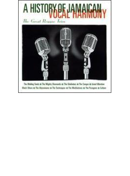History Of Jamaican Vocal Harmony