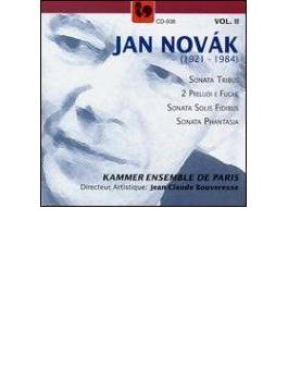 Chamber Works Vol.2: Chamber Ensemble Of Paris