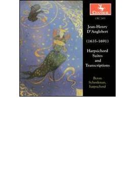 Harpsichord Suites: Schenkman