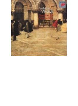 Cello Sonatas.1-6: Bylsma, Galligioni, Zanenghi, Marcon