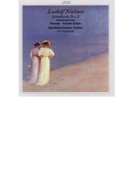 交響曲2番/子守歌/抒情夜想曲 シュミット/フランクフルト放SO