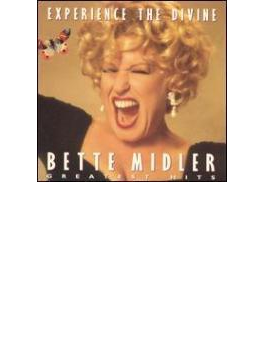 Experience The Divine Bette Midler Greatest Hits ベット ミドラー ベスト