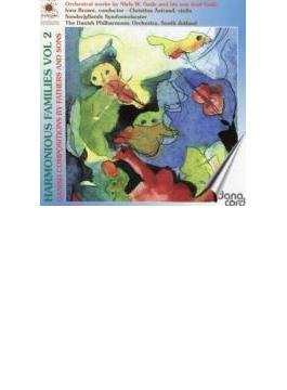 Harmonious Families Vol.2: Astrand(Vn), I.brown / Danish.po
