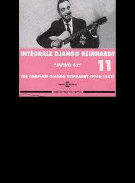 Integrale Django Reinhardt Vol.11 - Swing 42 - 1940 / 1942 (2CD)