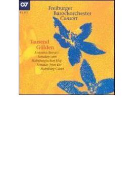 Sonatas From The Habsburg Court: Freiburger Barockorchester Consort