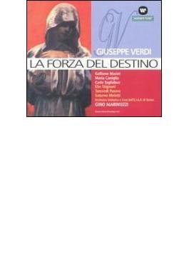 La Forza Del Destino: Marinuzzi / Torino Eiar So Caniglia Stignani Masini