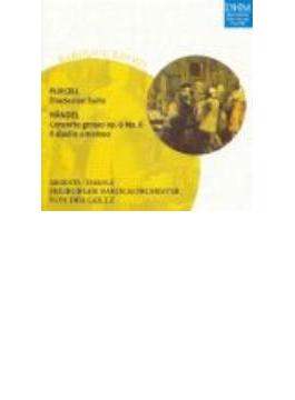 Il Duello Amoroso / Dioclesian Suite: G.goltz / Freiburg Baroque O