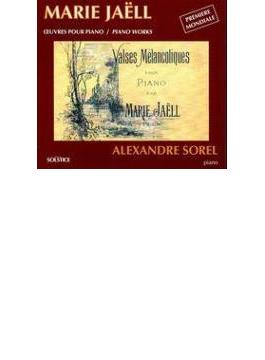 Piano Works: A.sorel