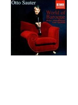 オットー・ザウター(Tp)baroque Trumpetconcertos