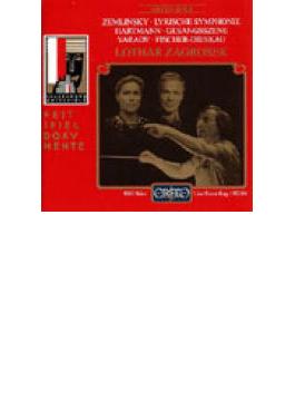 Lyrische Sinfonie: Zagrosek / Orf So Varady F-dieskau 1984 Salz