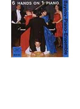 ピアノ6手連弾のための作品集 第1集 バイノフ・ピアノ・アンサンブル