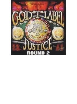 "GOD ""T"" LABEL JUSTICE R2"