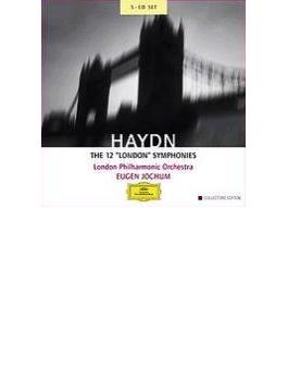 交響曲第93~104番『ロンドン・セット』ほか ヨッフム&ロンドン・フィル、ほか(5CD)