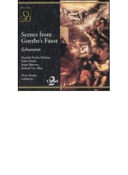 Szenen Aus Goethes Faust: Boulez / Bbc O & Cho