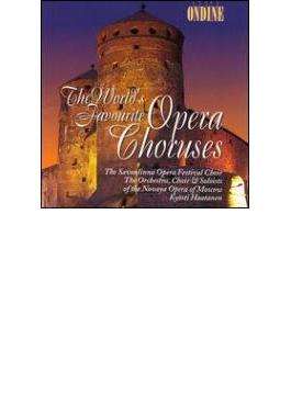 The World's Fovorite Opera Choruses: Haatanen / Svonlinna Opera Festival