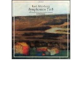交響曲第7・8番 ラシライネン/SWRシュトゥットガルト放送交響楽団