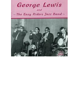 George Lewis With Easy Ridersjazz Band