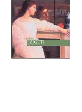 Violin Concerto(Bwv1052), Etc: Szigeti, Stiedry / New Friends Of Music.o