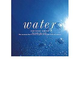 Water -水