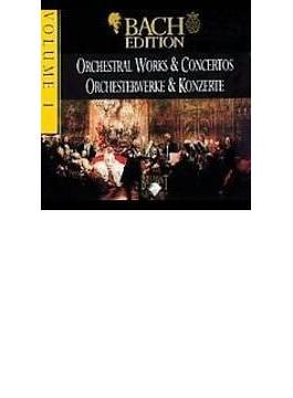 Comp.edition Vol.1 Orch.works & Concertos