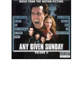 Any Given Sunday Vol.2