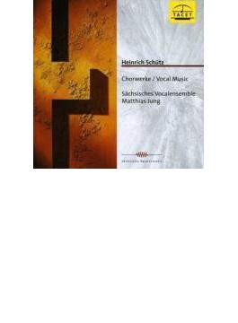 Vocal Works: Sachsen Vocal Ensemble