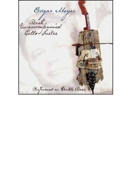 (Contrabass)cello Suites.1, 2, 5: E.meyer(Cb)