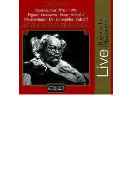 ディートリヒ・フィッシャー-ディースカウ、オペラ場面集1976-1992年