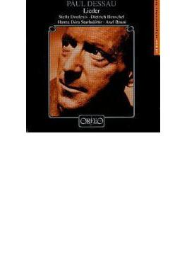 Lieder: Doufexis(S) D.henschel(Br) Bauni(P)
