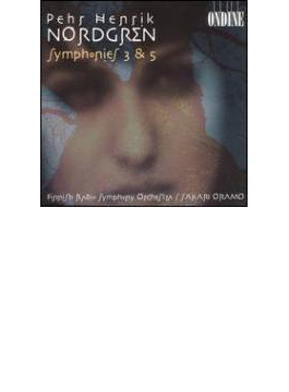 Sym.3, 5: Oramo / Finnish.rso