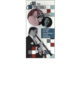 From Spirituals To Swing - Legendary 1938 & 1939 Concerts Produced By (3CD)
