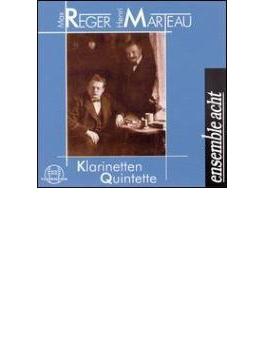 Clarinet Quintet: Ensemble Acht +marteau: Clarinet Quintet