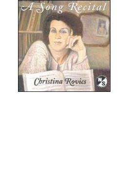 Christina Rovics(S) Copland, Falla, Faure, R.strauss