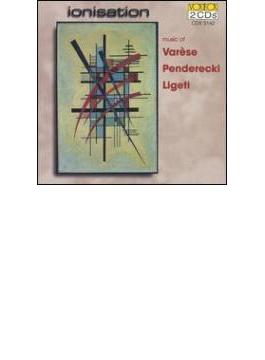 Ionisation-music Of Varese, Penderecki, Ligeti