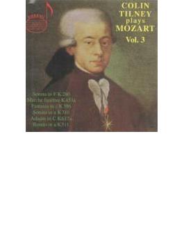 Piano Sonata.2, 8, Piano Works: Tilney(Fp)