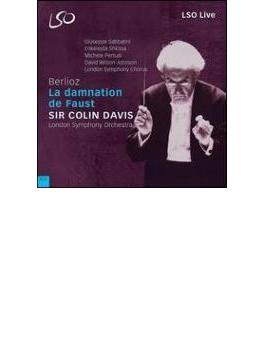 『ファウストの劫罰』 C.デイヴィス&ロンドン響&合唱団(2CD)