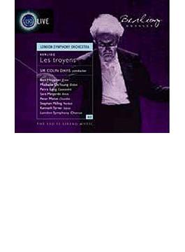 『トロイアの人々』全曲 デイヴィス&ロンドン響(2000 ステレオ)(4CD)