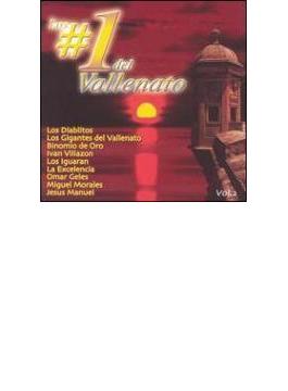 No.1 Del Vallenato Vol.2