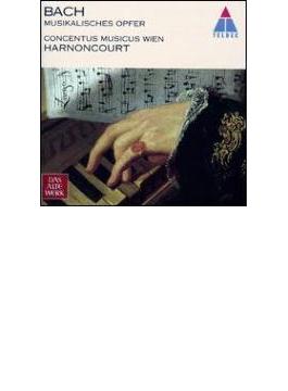 Musikalisches Opfer: Harnoncourt / Cmw