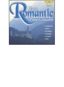 Early Romantic Piano Concertos: V / A