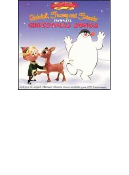 Rudolph Frosty And Friends Favorite Christmas Songs