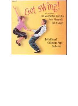 Got Swing!: Kunzel / Cincinnati Pops.o, The Manhattan Transfer, Etc