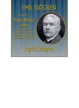 Piano Works: Lindgren