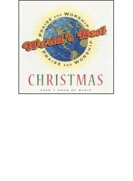 Worlds Best Praise & Worship -praise & Worship Christmas