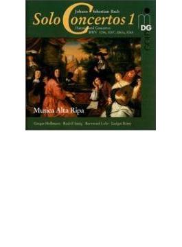 Cembalo Concertos: Musica Altaripa
