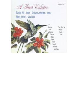 Music For Voice & Piano: Hill(T)johnston, Ferber(P)